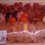 活地鶏専門 かしわの川中 - 料理写真: