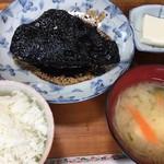 羅甸 - 料理写真:銀鱈の煮付け定食