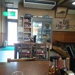 盛岡食堂 - 店内