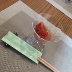 坂井屋商店 - 料理写真:とまとの梅酒煮