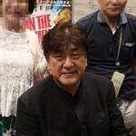 青椒 - 指揮者・佐渡裕さん 2週間前にも、この店にご来店