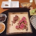 熊魚菴 たん熊北店 - サーロインとフィレ