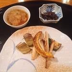 熊魚菴 たん熊北店 - 野菜焼き