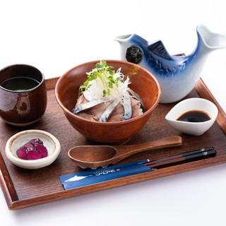 関東でランチ営魚は大門店だけ!