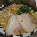 麺作ブタシャモジ - 料理写真:特濃豚ソバ