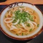 のぶうどん - 料理写真: