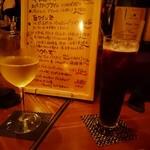 マルサンヌ - ワインと日替リスト