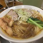 ラーメン専科 竹末食堂 - チャーシューあっさり