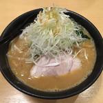 ぼっけもん - ネギ味噌ラーメン930円