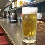 どんぶり茶屋 - ◆CLASSIC生ビール(中ジョッキ) 570円