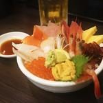 どんぶり茶屋 - ◆おかみの特選丼 2,680円