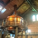 111995265 - 巨大なビールの仕込み釜=ケッセルが目を引きます