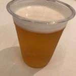 天神モノリス - ビール(セルフで)