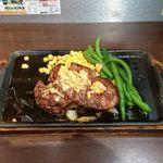 いきなりステーキ - ヒレステーキ352g@いきなりステーキ曽根崎新地店(2019年2月某日)