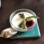 ボタニカルアイテムアンドカフェ シアン - デザート