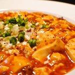 GRAB HAPPINESS DINER  - 一番人気の麻婆豆腐!一度食べたら病みつきに!!