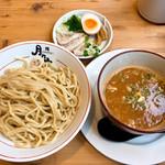 麺dining月乃家 - 海老つけ麺