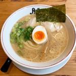 麺dining月乃家 - 豚骨塩