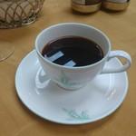 万平ホテル メインダイニングルーム - コーヒー