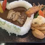 渡良瀬カントリークラブ レストラン - 料理写真: