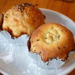 11201713 - 大納言のパン、さつまいものパン