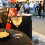 グッドミート・バル YOKOHAMA - 【クロラソレヤ】590円 スペインのカヴァ(スパークリングワイン)