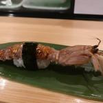 寿司バル すしの華 - 岡部のしゃこ