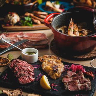 モダンなスパニッシュバルで味わうスペインの郷土料理たち