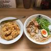 キブサチ - 料理写真:プチプチ炒飯+塩スペシャル(鶏増し)