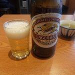 天房 - ビール