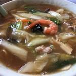 中華料理 来々店 - 料理写真:広東麺(700円)