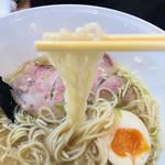 中華そば 心 - 麺リフト