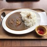 ホッカイドウソラキッチン - 料理写真:北寄カレー¥1.280