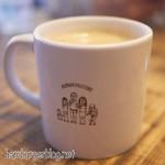 バーガーファクトリー - ホットコーヒー