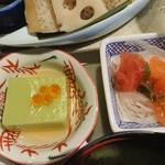 海廊 - お豆腐など