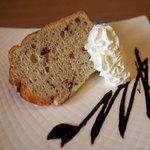 カフェ ストロベリーフィールド - デザート