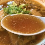 わだ屋 - スープ