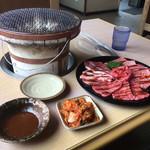 一升びん - 松阪肉セット280g+キムチ
