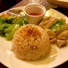 アジアン居酒屋 サバイディー - 料理写真:*カオマンガイ(チキンライス)(¥700)