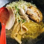 極鶏そば 高木屋 - 料理写真: