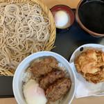 そば処 札幌菊水元町信州庵 - 料理写真: