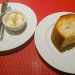 Puropera - パンとバター