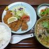 福いち - 料理写真:'19/07/21 ラーメンセット(税込850円)