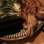 能古 - 料理写真:アナゴ焼き