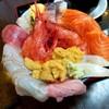 すみれ - 料理写真:海の幸丼 2500円