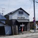 麺屋 田中商店 - 外観