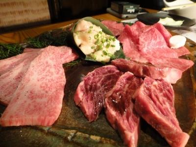 薩摩 牛の蔵 広尾本店 - 薩摩盛
