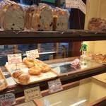 くがのマル井パン - 店内