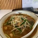 コンバットラーメン新香 - 料理写真: