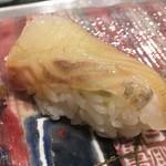 第三春美鮨 - 星鰈 1.8kg 三日目 刺し網漁 宮城県七ヶ浜